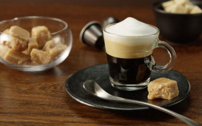 Aprende a preparar un  Espresso Machiato